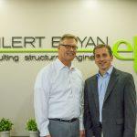M3TC President with Ehlert Client